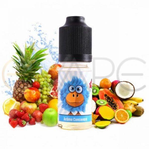cloud-vapor-blue-bird-okus-Tropsko-sadje-brez-nikotina